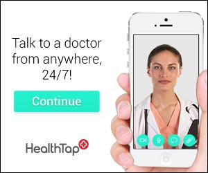 HealTap Ad